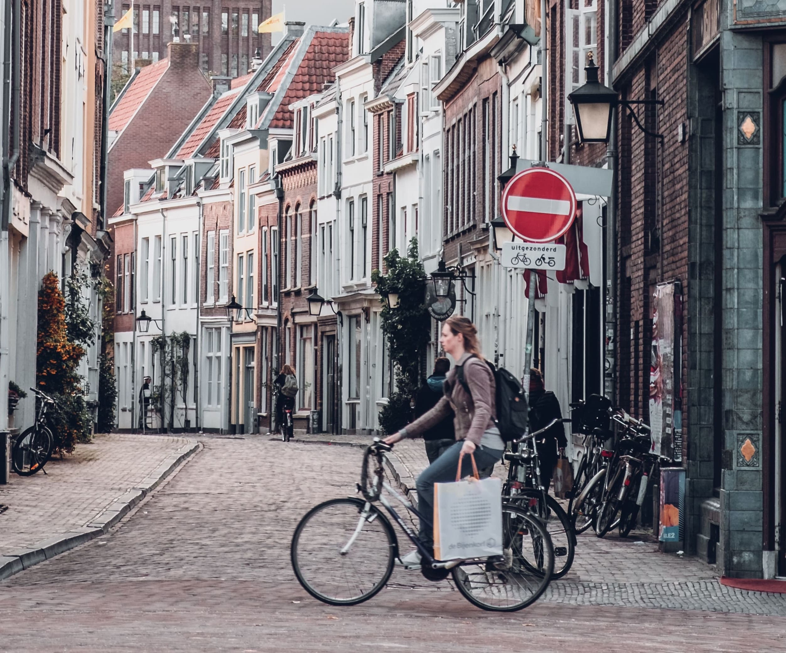 Biking culture in the Netherlands