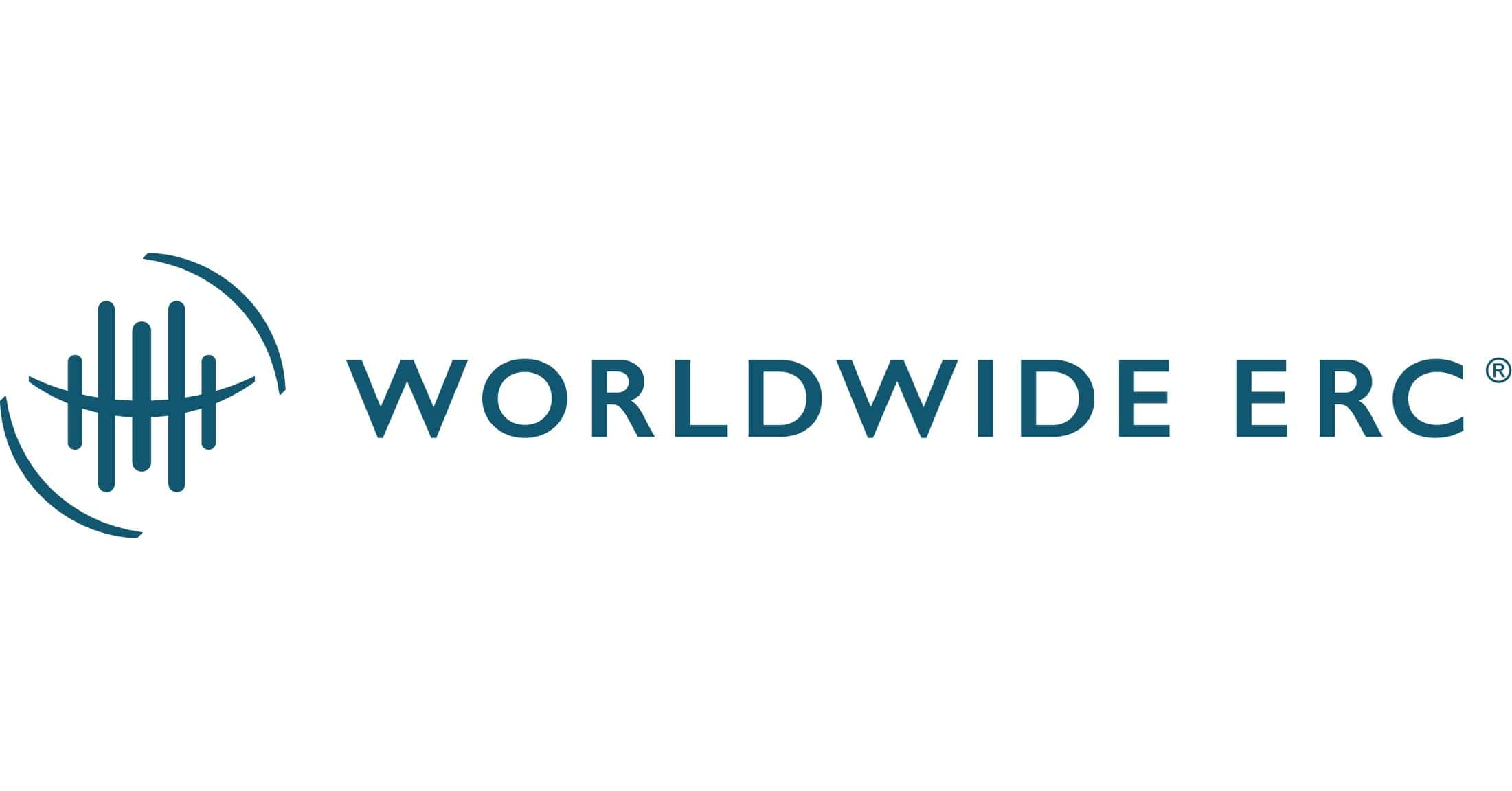 Worldwide ERC logo